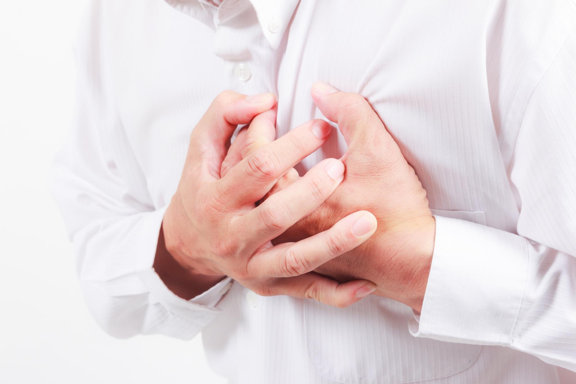 angine-de-poitrine