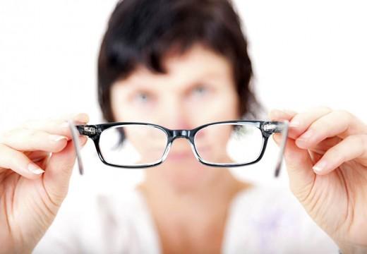 Troubles de la vue