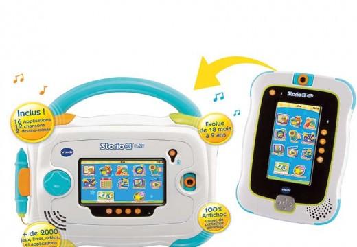 Les tablettes pour enfant : un succès qui ne se dément pas