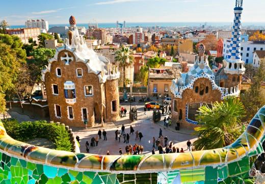 Explorez Barcelone à pied : Marche Internationale de Barcelone