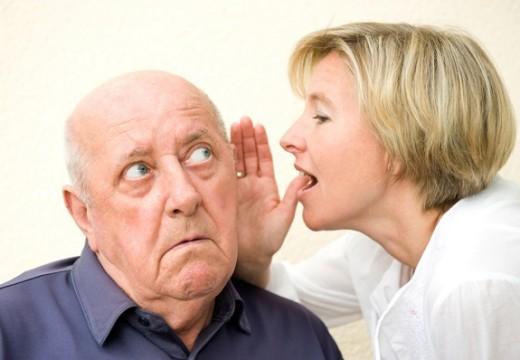 Communiquer avec une personne malentendante ?