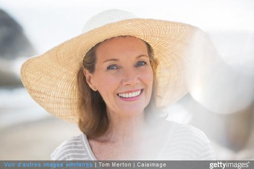 Peau mature : comment la protéger du soleil ?