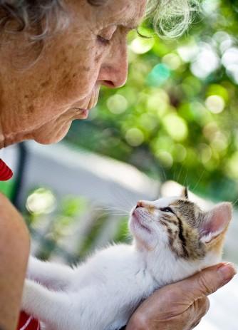 Adopter un animal de compagnie : le meilleur remonte-moral des séniors