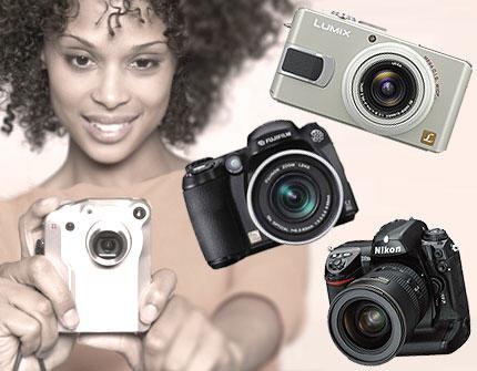 Appareils photos numériques : le guide
