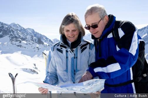 Sports d'hiver : 3 activités pour les seniors