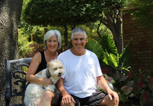Seniors : un chien pour rester en forme ?