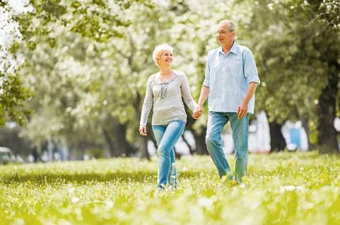 Seniors : bien bouger pour mieux vieillir